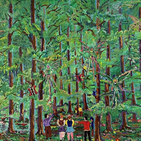 Internal Forest